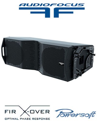 Loa Line Array Audiofocus Ares 12 Made In Belgium