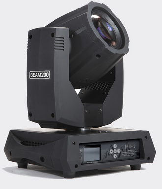 Đèn moving head beam tiệc cưới