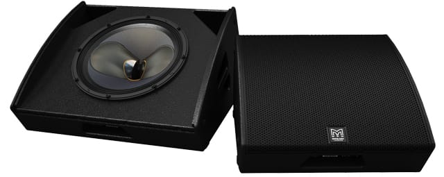 Loa monitor martin audio